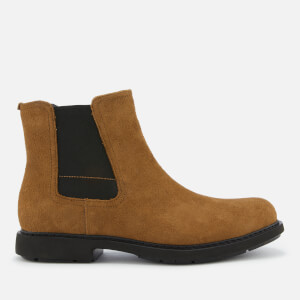 Camper Men's Neuman Chelsea Boots - Medium Brown