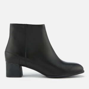 Camper Women's Katie Heeled Ankle Boots - Black