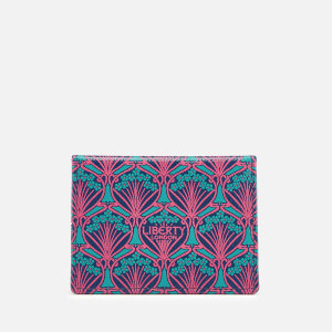 Liberty London Women's Iphis Travel Card - Navy