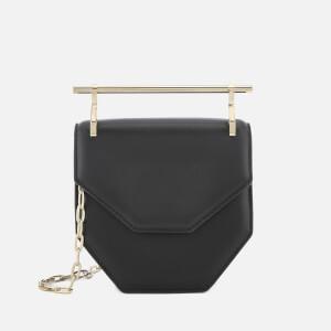 M2Malletier Women's Mini Amor Fati Bag - Black Leather