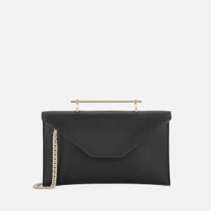 M2 Malletier Women's Annabelle Cross Body Bag - Black Leather