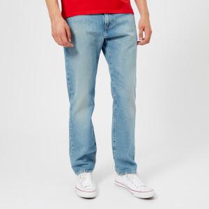 Levi's Men's 502 Regular Taper Jeans - Powder Puff Warp