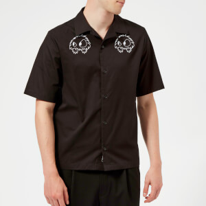 McQ Alexander McQueen Men's Billy Mad Chester Shirt - Darkest Black