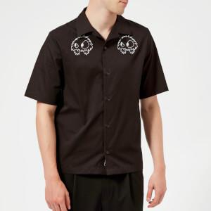 McQ Alexander McQueen Men's Billy Mad Chester Shirt - Darkest Black