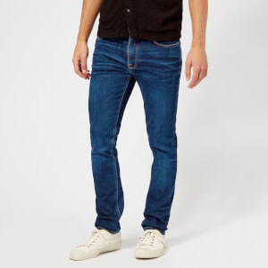 Nudie Jeans Men's Lean Dean Slim Jeans - Blue Tilt