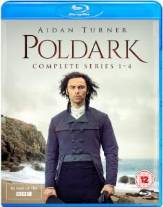 Poldark Series 1-4