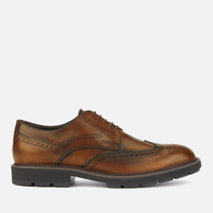 Tod's Men's Derby Shoes - Brown