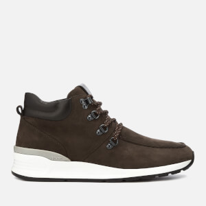 Tod's Men's Mid Top Trainers - Brown