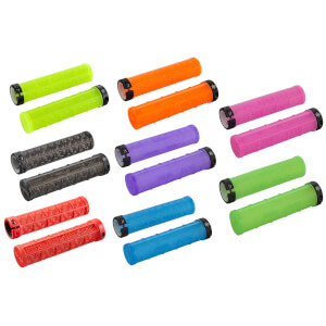 Supacaz Grizips Clear MTB Grips
