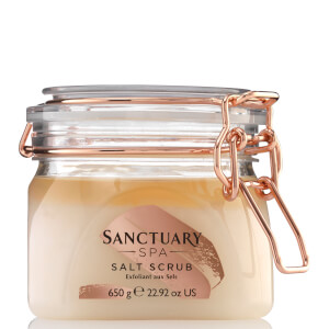 Esfoliante com Sal Classic da Sanctuary Spa 650 g