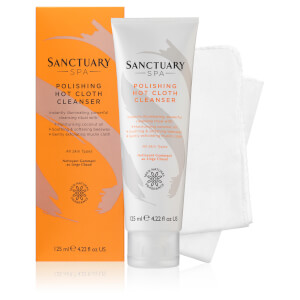 Sanctuary Spa Polishing Hot Cloth Cleanser 125 ml