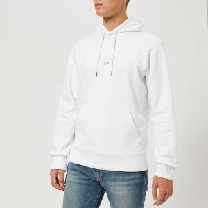 Helmut Lang Men's Paris Taxi Hoody - White