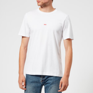 Helmut Lang Men's Paris Taxi T-Shirt - White