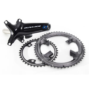 Stages R G3 Dura-Ace R9100 Power Meter with Chainrings