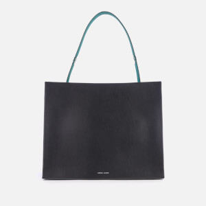 Danse Lente Women's Young Tote Bag - Black/Turquoise