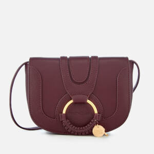 See By Chloé Women's Mini Hana Cross Body Bag - Obscure Purple