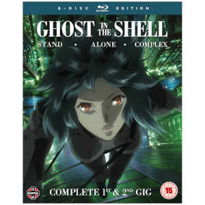 Ghost in the Shell: Stand Alone Complex (Serie Completa)