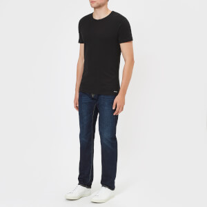 Paul Smith Men's Two Pack T-Shirt - Black: Image 3