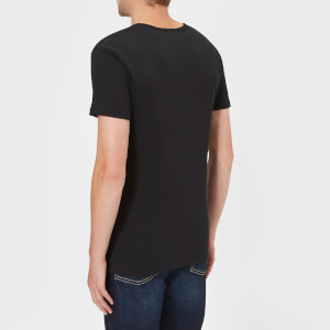 Paul Smith Men's Two Pack T-Shirt - Black: Image 2
