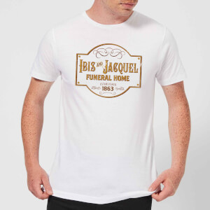 American Gods Ibis And Jacquel Men's T-Shirt - White