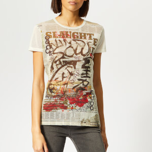Vivienne Westwood Anglomania Women's Sow T-Shirt - Multi