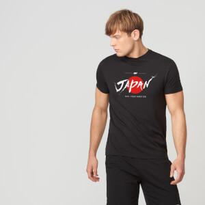JAPAN Tシャツ(黒)