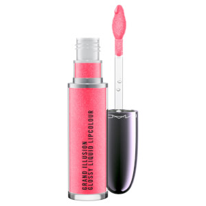 MAC Grand Illusion Glossy Liquid Lip Colour -huulipuna, Spoil Yourself
