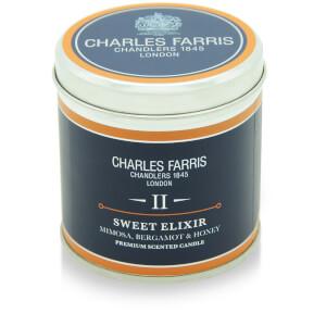 Charles Farris Signature Sweet Elixir Tin Candle 300g