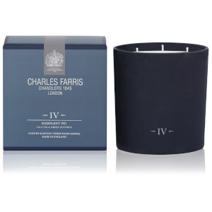 Charles Farris Signature Redolent Fig 3 Wick Candle 1475g