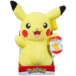 Pokemon 12 Inch Plush - Pikachu