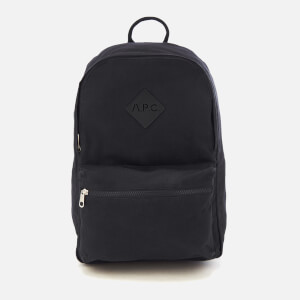 A.P.C. Men's Sadie Backpack - Dark Navy