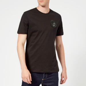 Versace Collection Men's Small Logo T-Shirt - Nero