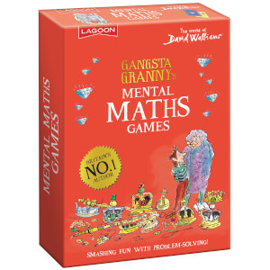 David Walliams Gangsta Granny's Mental Maths Games – Kopfrechenspiel