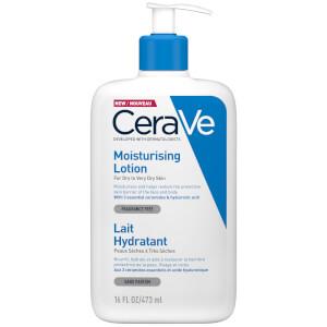 Loción hidratante de CeraVe 473 ml