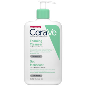 Gel Moussant Visage CeraVe 473 ml