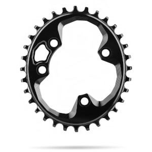 AbsoluteBLACK Rotor Oval MTB Chainring