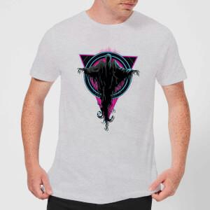 Harry Potter Neon Dementors Men's T-Shirt - Grey