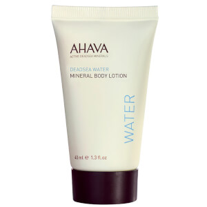 AHAVA Mineral Body Lotion 40ml (Free Gift)
