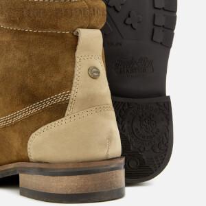 Superdry Men's Edmond Boots - Cognac: Image 4