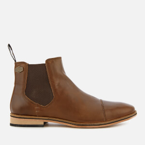 Superdry Men's Premium Meteora Chelsea Boots - Brown Leather