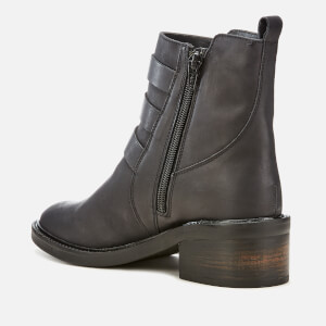 Superdry Women's Cheryl Military Boots - Black: Image 3