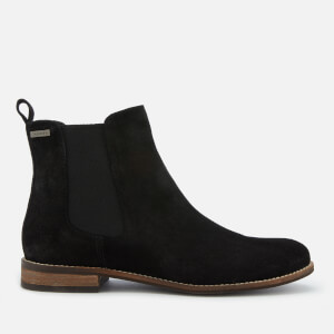 Superdry Women's Millie-Lou Suede Chelsea Boots - Black Suede