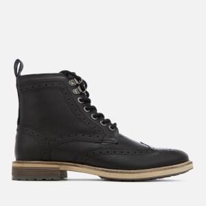 Superdry Men's Shooter Boots - Black
