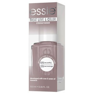 essie 90 On the Mauve TLC Care Nail Polish 13.5ml