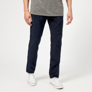 Ted Baker Men's Service Straight Fit Trousers - Dark Wash