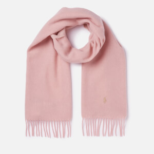 Polo Ralph Lauren Women's Reversible Scarf - Blush