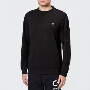 Calvin Klein Performance Men's Pullover Sweatshirt - CK Black