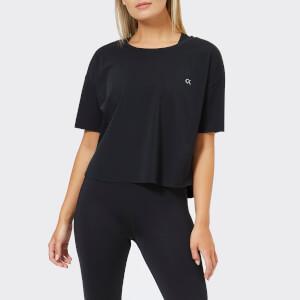 Calvin Klein Performance Womens's Short Sleeve T-Shirt - CK Black