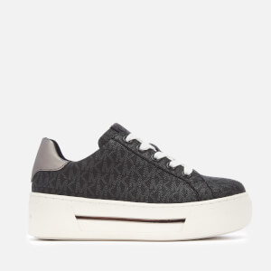 MICHAEL MICHAEL KORS Women's Ashlyn Trainers - Black