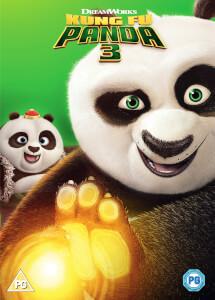 Kung Fu Panda 3 (2018 Artwork Refresh)